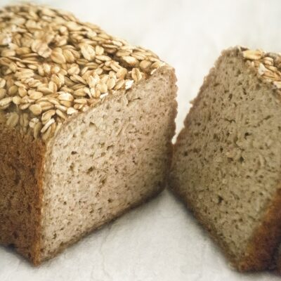 Oat Bread Bakers Kitchen UAE