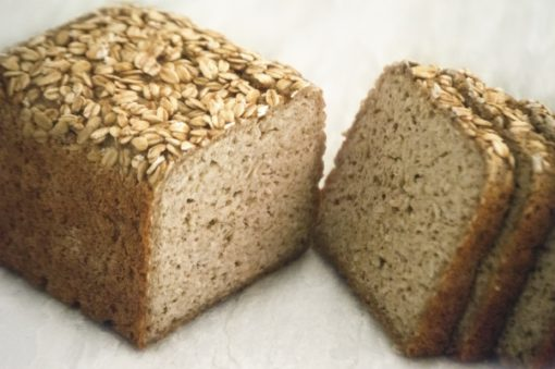 Oat Bread Bakers Kitchen UAE