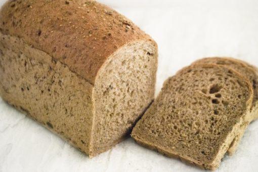 Heide Pumpkin Loaf Bakers Kitchen UAE