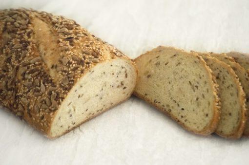 Wheat 3 Seed Bread Bakers Kitchen UAE