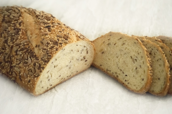 Wheat 3 Seed Bread Bakers Kitchen UAE