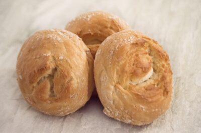 Wheat Rose Buns Bakers Kitchen UAE