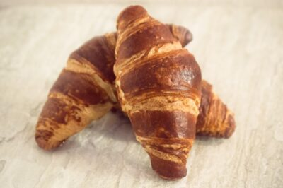 Pretzel Butter Croissants Bakers Kitchen UAE