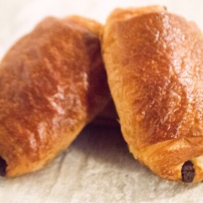 Chocolate Butter Croissants Bakers Kitchen UAE
