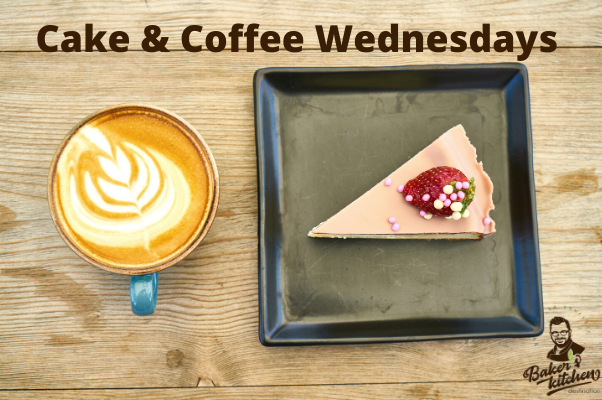 Cake & Coffee Wednesdays