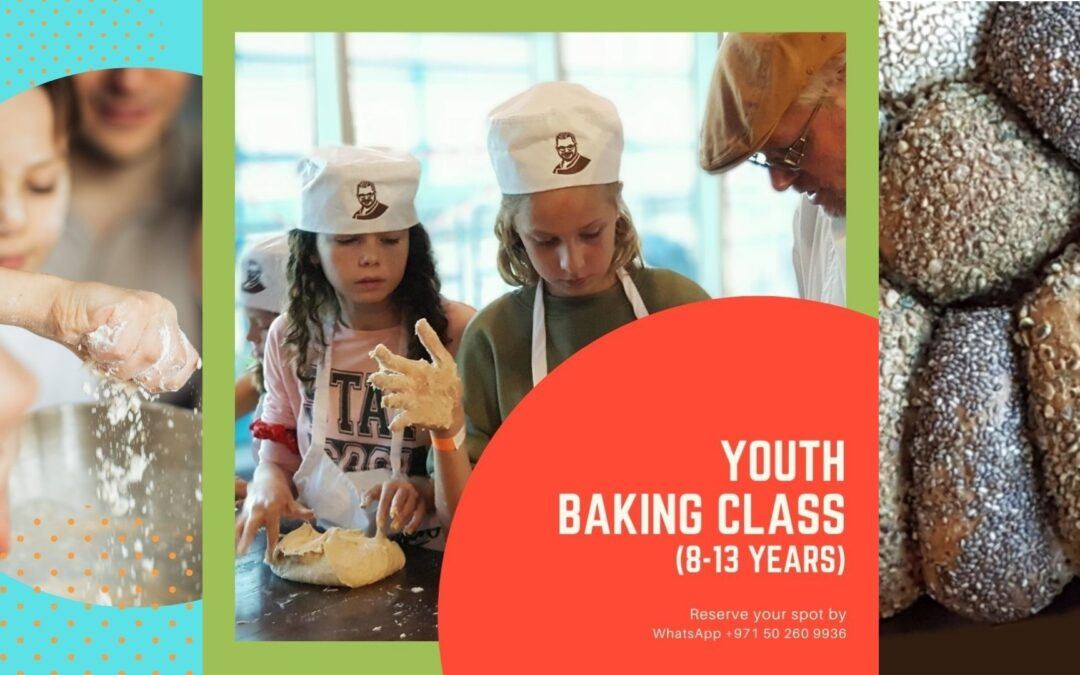Baking Class Schedule for October