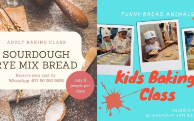 Baking Classes Are Back!
